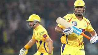 IPL 2018: MS Dhoni's 79 Off 44 Goes in Vain as Punjab Beat Chennai by Four Runs