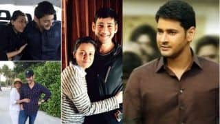 Bharat Ane Nenu: Mahesh Babu Passionately Kisses Wife Namrata Shirodkar As They Celebrate The Latest Success; Shares Picture With Fans (View Inside)