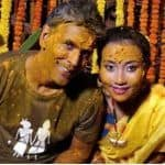 Milind Soman - Ankita Konwar Wedding: 5 Things to Know and Some Latest Unmissable Videos and Pictures From Mehendi, Haldi, Sangeet Ceremonies