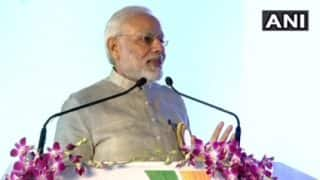 PM Narendra Modi Praises Bihar at Satyagraha se Swachhagraha Event, Takes Jibe at RJD After Inaugurating India's First Electric Locomotive