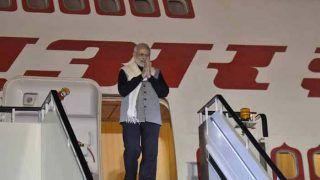 PM नरेंद्र मोदी की यूरोप यात्रा, देखिए तस्वीरें