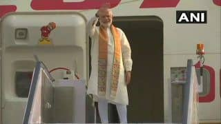 Narendra Modi Leaves For China, Says Will Discuss Respective Visions, Priorities For National Development With President Xi Jinping