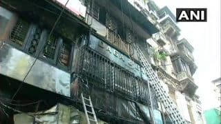 Mumbai: Fire Breaks Out in Pydhonie Building, 14 Fire Engines on Spot