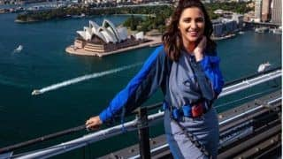 Between Arjun Kapoor's Namaste England and Akshay Kumar's Kesari, Parineeti Chopra Takes a Break in Australia (PICS)