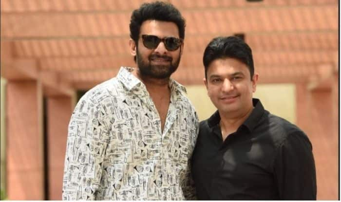 Baahubali star Prabhas starrer Saaho finds a co-producer in Bhushan Kumar