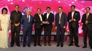 Mr. Punit Goenka Honoured With 'Outstanding Contribution to Media' Award at AIMA Managing India Awards 2018