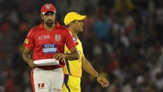 IPL 2021: MS Dhoni Never Allowed Ravi Ashwin to Experiment - Virender Sehwag After DC Beat SRH in Dubai