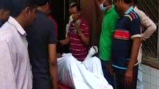 Bharat Bandh: Upset Over Violent Protests, RSS Worker Attempts 'Self-immolation' in Rajasthan's Jaipur