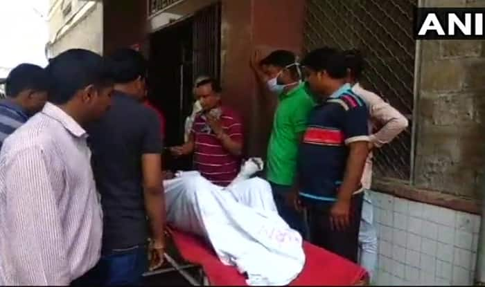 RSS worker attempted self-immolation due to BharatBandh protests