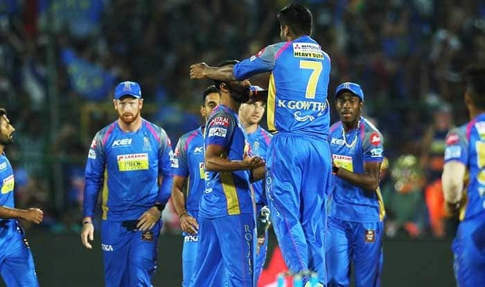MI keep breathing; beat KXIP by 6 wickets