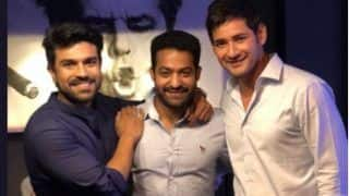 Bharat Ane Nenu Star Mahesh Babu Unites With Ram Charan And Jr. NTR and the Internet Is Going Crazy!