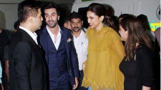 Ranbir Kapoor, Deepika Padukone Dance To Balam Pichkari, Ae Dil Hai Mushkil And Make Us Long To See Them Together On The Big Screen (Videos)