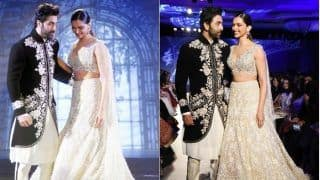 Ranbir Kapoor - Deepika Padukone's Mijwan 2018 Walk: Three Moments When The Actor Made Our Hearts Melt Captured In These Unmissable Videos