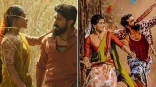 Ram Charan - Samantha Akkineni's Rangasthalam Creates History; Becomes Fastest Rs 100 Crore Grossing Telugu Film After Prabhas' Baahubali
