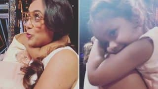 Rani Mukerji Babysitting Jay Bhanushali - Mahii Vij's Daughter On Dance India Dance Is The Cutest Video You Will See Today