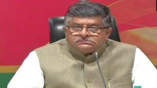 Rahul Gandhi Shouldn't Fight Political Battles Through Corridors of Court: Ravi Shankar Prasad on SC Verdict on Judge Loya Death