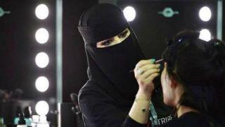 नई पहल: सउदी अरब में पहली बार फैशन वीक, रैंप पर ऐसे उतरीं मॉडल्स