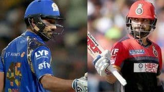 IPL 13: Rohit Could Pip Kohli's RECORD vs Dhoni's CSK