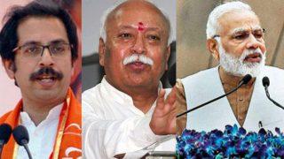 शिवसेना का BJP पर तंज, पूछा- भ्रष्टाचार पर बोलने से क्या संघ प्रमुख पर भी लगेगा देश विरोधी होने का ठप्पा