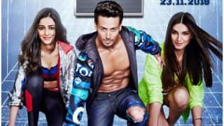 Ananya Panday, Tara Sutaria Flaunt Their College Uniform; Tiger Shroff Channels His Inner Rajinikanth On The Sets Of Student Of The Year 2