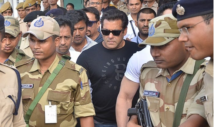 Bollywood actor Salman Khan granted bail in poaching case