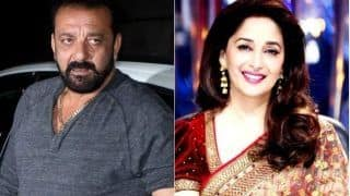 Sanjay Dutt - Madhuri Dixit In Kalank: Here's How the Lovebirds of the 90s Agreed to Be Part of Karan Johar's Film