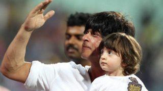शाहरुख ने बताई दिल की बात, अबराम क्रिकेट नहीं बल्कि इस खेल में करें भारत का प्रतिनिधित्व