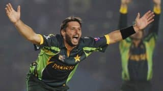 Shahid Afridi, Shoaib Malik Will Participate in ICC World XI Against West Indies