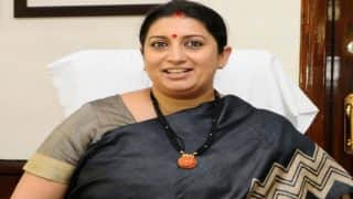 BJP Will Come to Power Again in 2019 Lok Sabha Election, Says Smriti Irani
