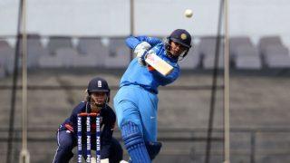 VIDEO: रोमांचक मुकाबले में भारतीय महिला टीम ने इंग्लैंड को 1 विकेट से हराया