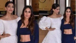Veere De Wedding Stars Sonam, Kareena are Giving Major Friendship Goals in this Adorable Picture