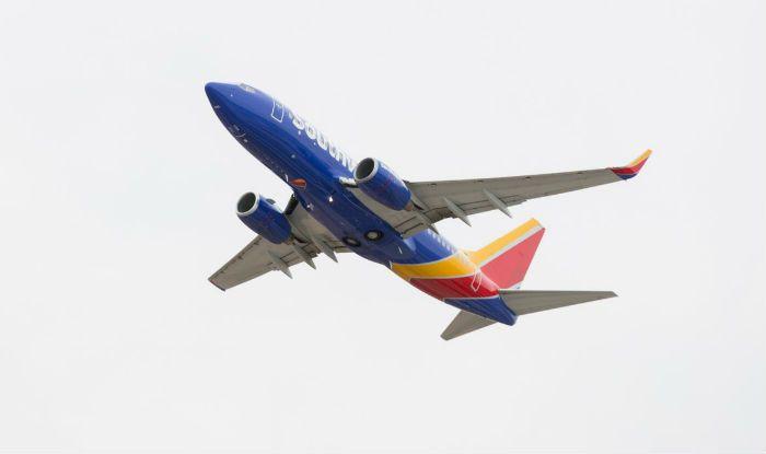 Southwest Airlines Flight Makes Emergency Landing in Philadelphia After  Engine Failure f07318b0c