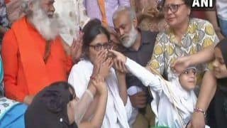 Cabinet Approves Death Penalty For Child Rapists; DCW Chief Swati Maliwal Ends Her Indefinite Fast After 10 Days