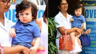 Taimur Ali Khan Needs a Haircut ASAP and These Latest Pictures Are Proof!