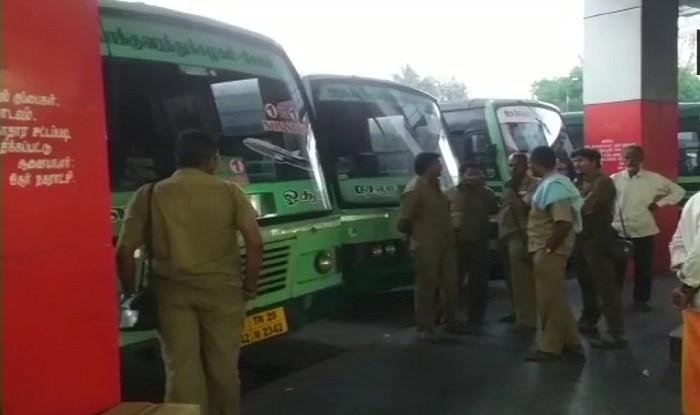 Tamil Nadu bandh