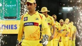 IPL 2018: CSK Outclass RR by 64 Runs to Move on Top of The table