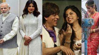 Shah Rukh Khan, Suhana Khan, Katrina Kaif, Kareena Kapoor Khan, Priyanka Chopra Feature In This Week's Viral Pictures