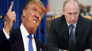 सीरिया पर अमेरिका ने फिर किया हमला तो बढ़ेगी अराजकता, रूसी राष्ट्रपति पुतिन की चेतावनी