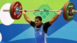 2018 Commonwealth Games: Indian Cricketer Ishant Sharma and Other Celebrities Wish Indian Weightlifter Gururaja As He Bags Silver Medal