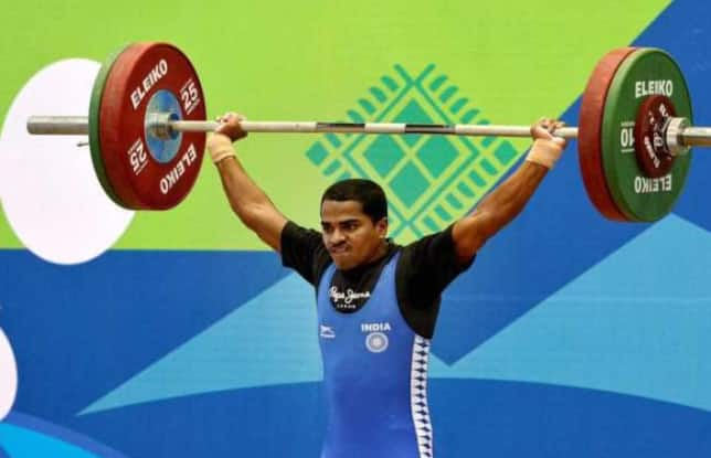 Weightlifter Sathish claims second successive CWG gold