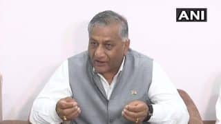 Giving Compensation is Not a Football Game or Distribution of Biscuits: VK Singh to Families of Indians Killed in Iraq's Mosul