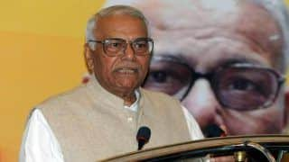 Yashwant Sinha Attacks PM Modi, Says People Can See Through Lies of People Occupying Top Office