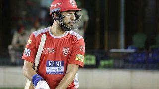 कोलकाता के खिलाफ पंजाब का ये खिलाड़ी प्लेइंग इलेवन से होगा बाहर !