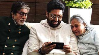 पैरंट्स के साथ रहने पर लोगों ने उड़ाया मजाक, बदले में अभिषेक बच्चन ने दिया शानदार जवाब