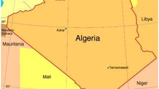 अल्जीरिया में मिलिटरी प्लेन क्रैश, 257 लोगों के मारे जाने की खबर