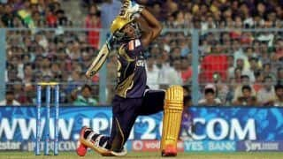 Highlights, Indian T20 League Match 2: Russell's Unbeaten 49 Powers Kolkata to Sensational 6-Wicket Win vs Hyderabad
