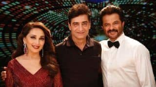 Madhuri Dixit And Anil Kapoor Kickstart The Shooting of Indra Kumar's Total Dhamaal With A Dance-Worthy Title Track