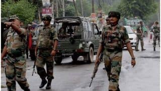 J&K: One Terrorist Killed as Army Foils Infiltration Bid in Baramulla