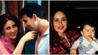 Kareena Kapoor Khan Challenges Akshay Kumar And Says That Taimur Will Be A Bigger Superstar Than Him In The Future - Watch Video