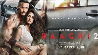 Baaghi 2 Box Office Collection Day 5: Tiger Shroff - Disha Patani's Film Earns Rs 95.80 Crore, To Enter The Rs 100 Crore Club Today